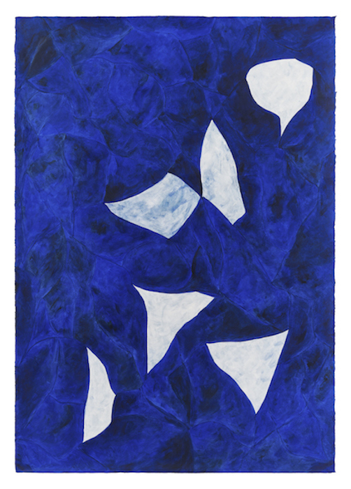 ADRIANA CARAMBIA | VIEW SERIES-Blue 9-2015