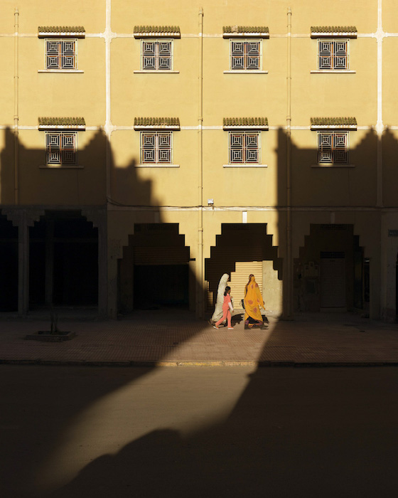 NINA RAASCH | VIEW GALLERY-Morocco street #3-2017